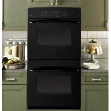 """GE Profile™ Series 30"""" Built-In Double Convection/Thermal Wall Oven"""