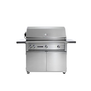"Lynx42"" Sedona by Lynx Freestanding Grill with 3 Stainless Steel Burners and Rotisserie, LP"