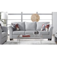 1025 TNT Platinum Sofa and Loveseat