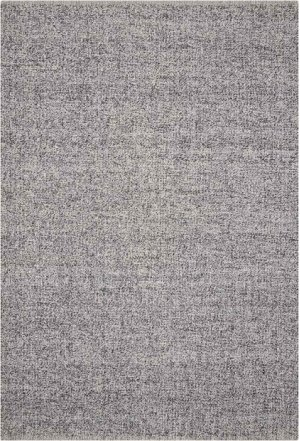 Tobiano Tob01 Carbon Rectangle Rug 9' X 12'