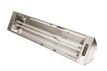 "39"" Dual Element Electric Heater"