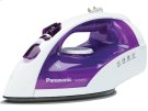 Steam/Dry Iron with Titanium, Non-Stick Coated Curved Soleplate NI-E650TR Product Image