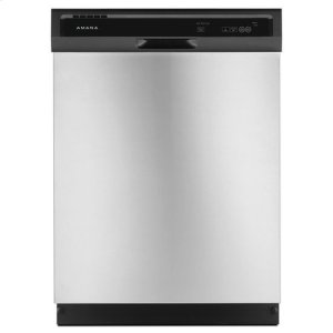 Dishwasher with Triple Filter Wash System - stainless steel - STAINLESS STEEL