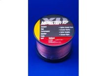 Monster XP Clear Jacket - Compact Speaker Cable - 500 ft - 16 gauge