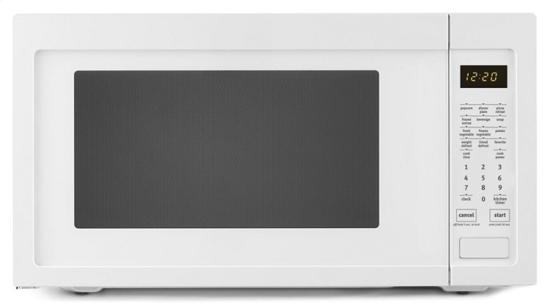 Maytag Countertop Microwave Umc5225ds : UMC5225DW by Maytag in Alton, IL - 2.2 cu. ft. Countertop Microwave ...