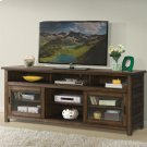 Perspectives - 74-inch TV Console - Brushed Acacia Finish Product Image