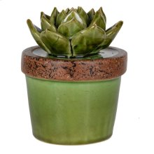 Ceramics Plant Decorate