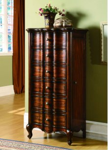 French Jewelry Armoire