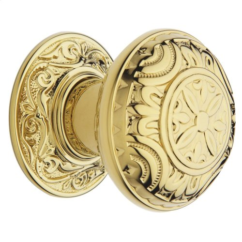 Polished Brass 5067 Estate Knob