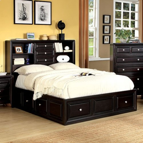 Queen-Size Yorkville Bed