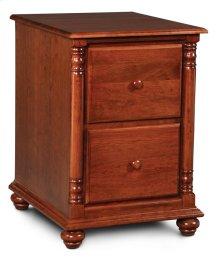 Savannah File Cabinet, 2-Drawer
