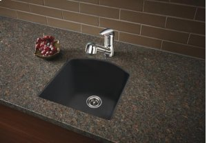 Blanco Diamond Bar Sink - Cinder
