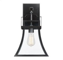 "Avon 1 Light 15"" Exterior Wall Lantern"