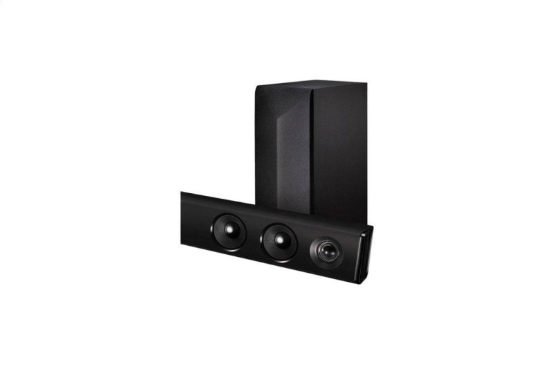 b8a19387d10 2.1ch 300W Sound Bar with Wireless Subwoofer and Bluetooth® Connectivity