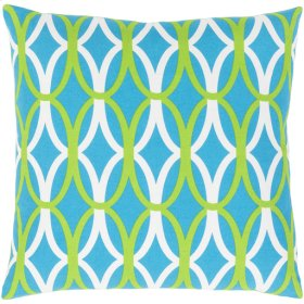 "Miranda MRA-012 22"" x 22"" Pillow Shell Only"