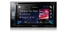 "DVD Receiver with 6.2"" Display, Bluetooth®, Siri® Eyes Free, SiriusXM-Ready™, HD Radio™, Spotify®, AppRadio One™, and Dual Camera Inputs"