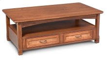 West Lake 2-Drawer Coffee Table