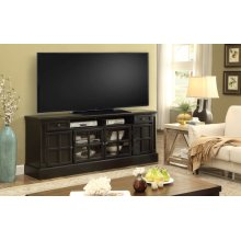 Concord 72 in. TV Console with Power Center