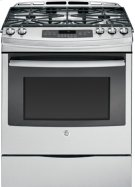 """30"""" Self-Cleaning Gas Convection Range Product Image"""