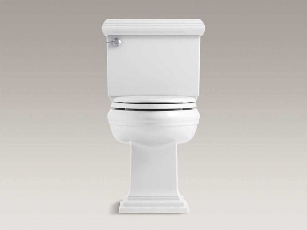 hidden additional white classic comfort height twopiece elongated 128 gpf toilet with aquapiston flush technology