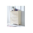 Summerset - Ivory Drawer Chest Product Image