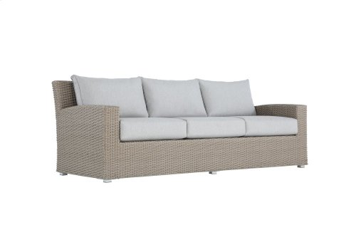 Emerald Home Reims Outdoor Sofa Brick Gray Ou1207-00-09