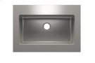 """Classic+ 000253 - worktop stainless steel Kitchen sink , 30"""" × 16"""" × 10"""" Product Image"""