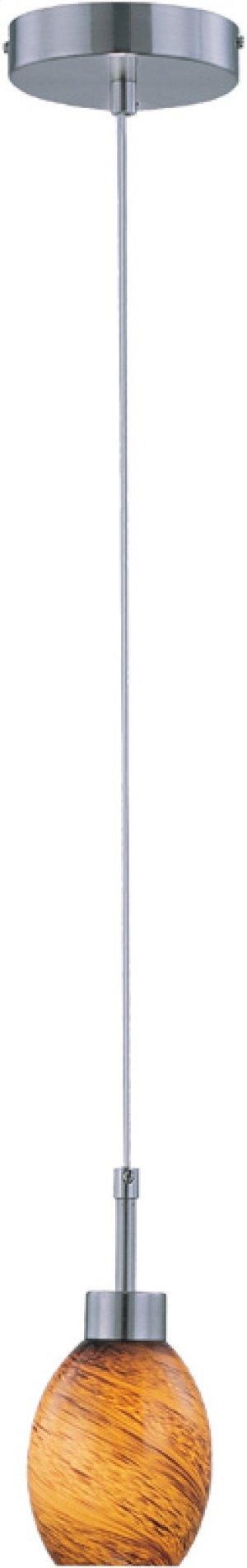Pendant Lamp,ps W/D.AMB Tortoiseshell GLS,JC/G6.35 35w
