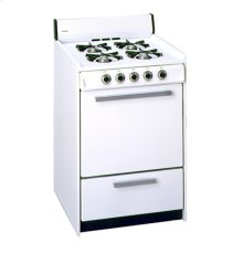 "Hotpoint® 24"" Compact Gas Range"