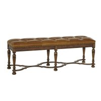 Tufted Bed Bench Product Image