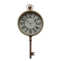 Time Key Wall Clock Product Image