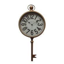 Time Key Wall Clock