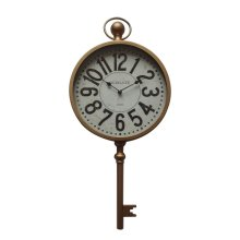 Time Key Wall Clock