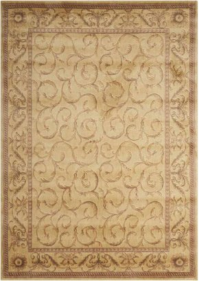 SOMERSET ST02 IV RECTANGLE RUG 5'3'' x 7'5''