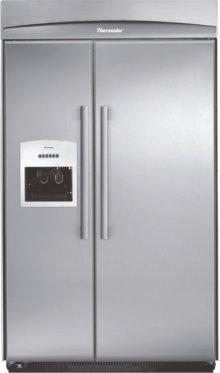 Built-in Side by Side Refrigerator KBUDT4855E