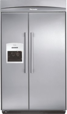 Built-in Side by Side Refrigerator KBUDT4855E