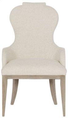 Santa Barbara Upholstered Arm Chair in Sandstone (385)