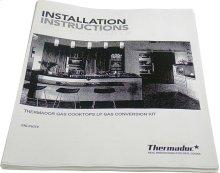 Installation Manual For LP Kit 00668722 SNLPKITF