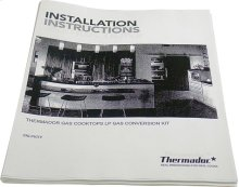 Installation Manual For LP Kit 00668722 SNLPKITF