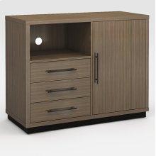 Microfridge/Dresser Right