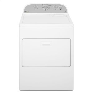 Whirlpool7.0 Cu. Ft. Top Load Gas Dryer With Wrinkle Shield Option
