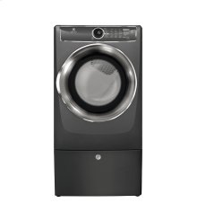 Front Load Perfect Steam Gas Dryer with Instant Refresh and 9 cycles - 8.0. Cu. Ft. - SPECIAL OPEN BOX/RETURN CLEARANCE ONE ONLY # 691874