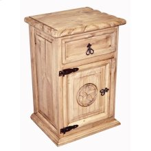 Rope 1 Drawer 1 Door Ns W/star
