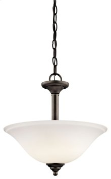 Armida 2 Light Convertible Inverted Pendant Olde Bronze®