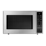 """Dacor24"""" Convection Microwave, Silver Stainless Steel"""
