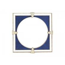 Adour Shagreen Square Mirror