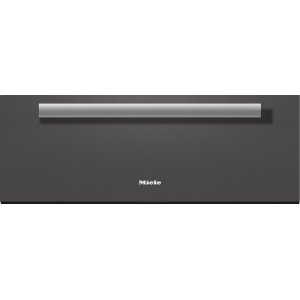 MieleESW 6880 30 inch warming drawer with 10 13/16 inch front panel height with the low temperature cooking function - much more than a warming drawer.