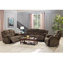 Laura Dual Recliner Sofa