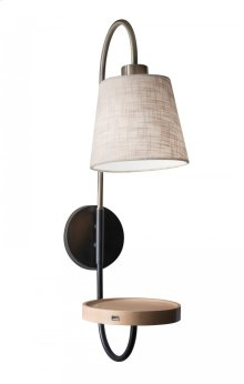 Jeffrey Wall Lamp