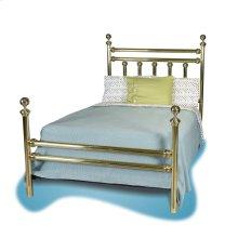 Cosmopolitan Brass Bed - #125